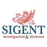 LOGO SIGENT INVESTIGAZIONI E SICUREZZA