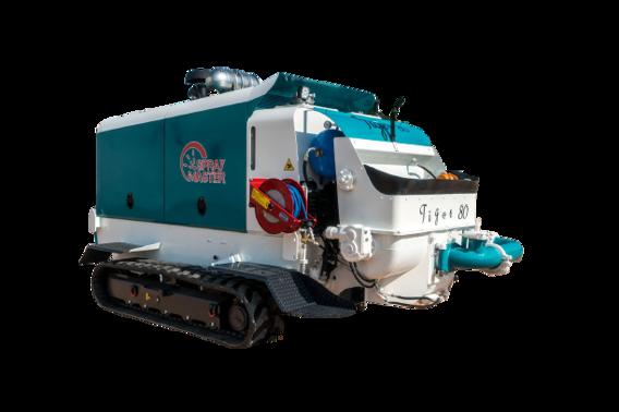 Tiger 50 - spraymaster