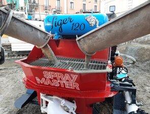 Tiger 120 - Spraymaster