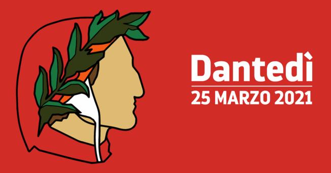 Dante Alighieri: il profilo raffigurato sulla Scalinata Monumentale di Caltagirone