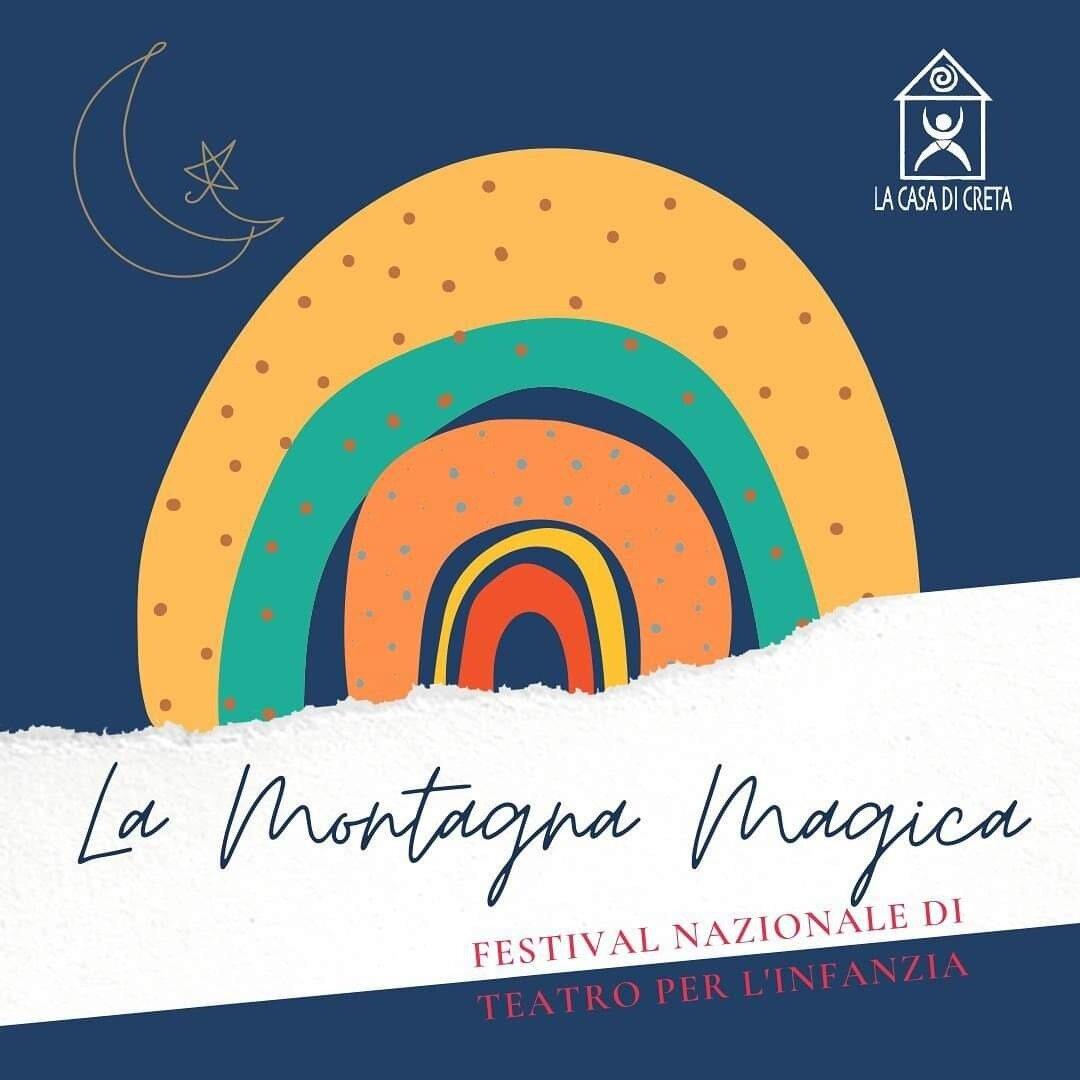 """Antonella Caldarella e Steve Cable presentano il festival """"La Montagna Magica"""" dedicato al teatro dell'infanzia"""