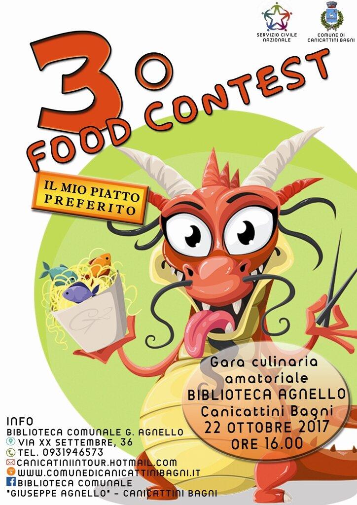Torna FOOD CONTEST , la gara culinaria amatoriale dei giovani del Servizio Civile Nazionale
