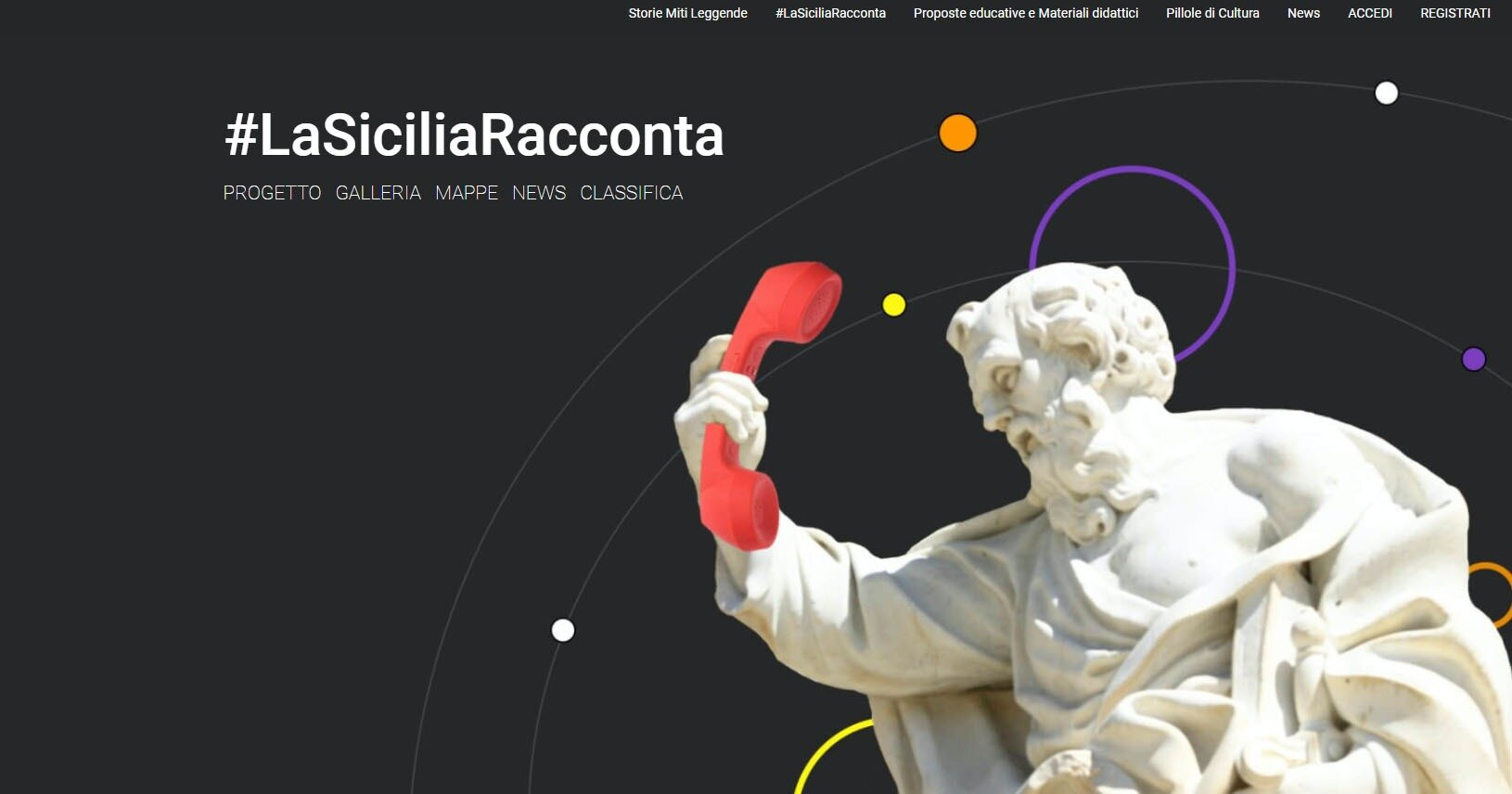 #LA SICILIA RACCONTA: I MUSEI E I SITI DELLA SICILIA ORIENTALE ENTRANO A SCUOLA GRAZIE A UNA PIATTAFORMA WEB