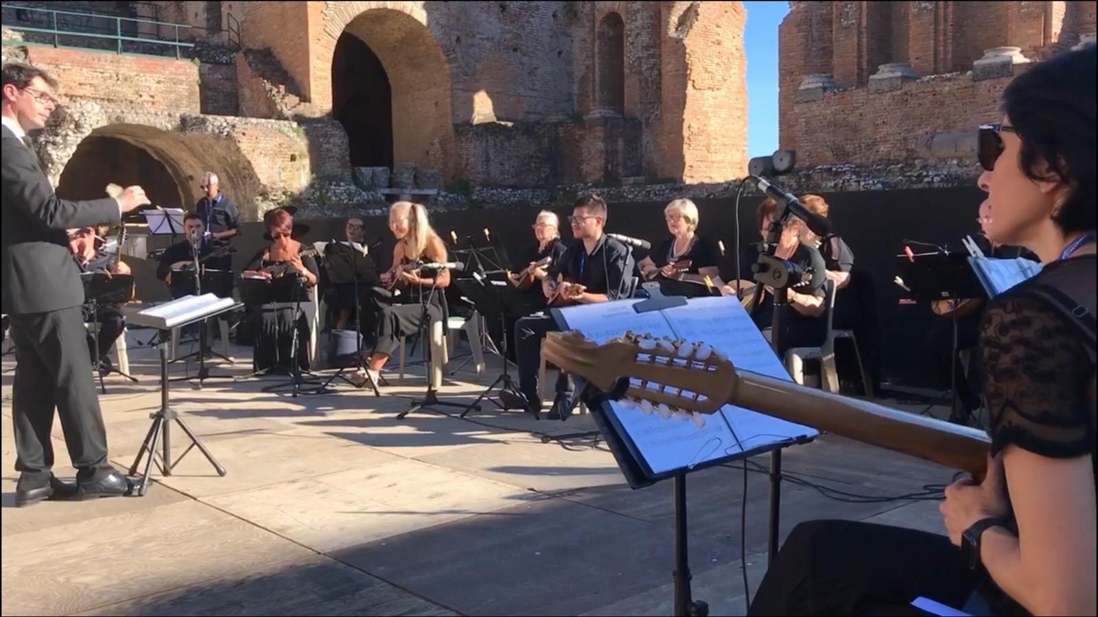 Il ricordo di Marcello Giordani nelle voci del Coro Lirico Siciliano