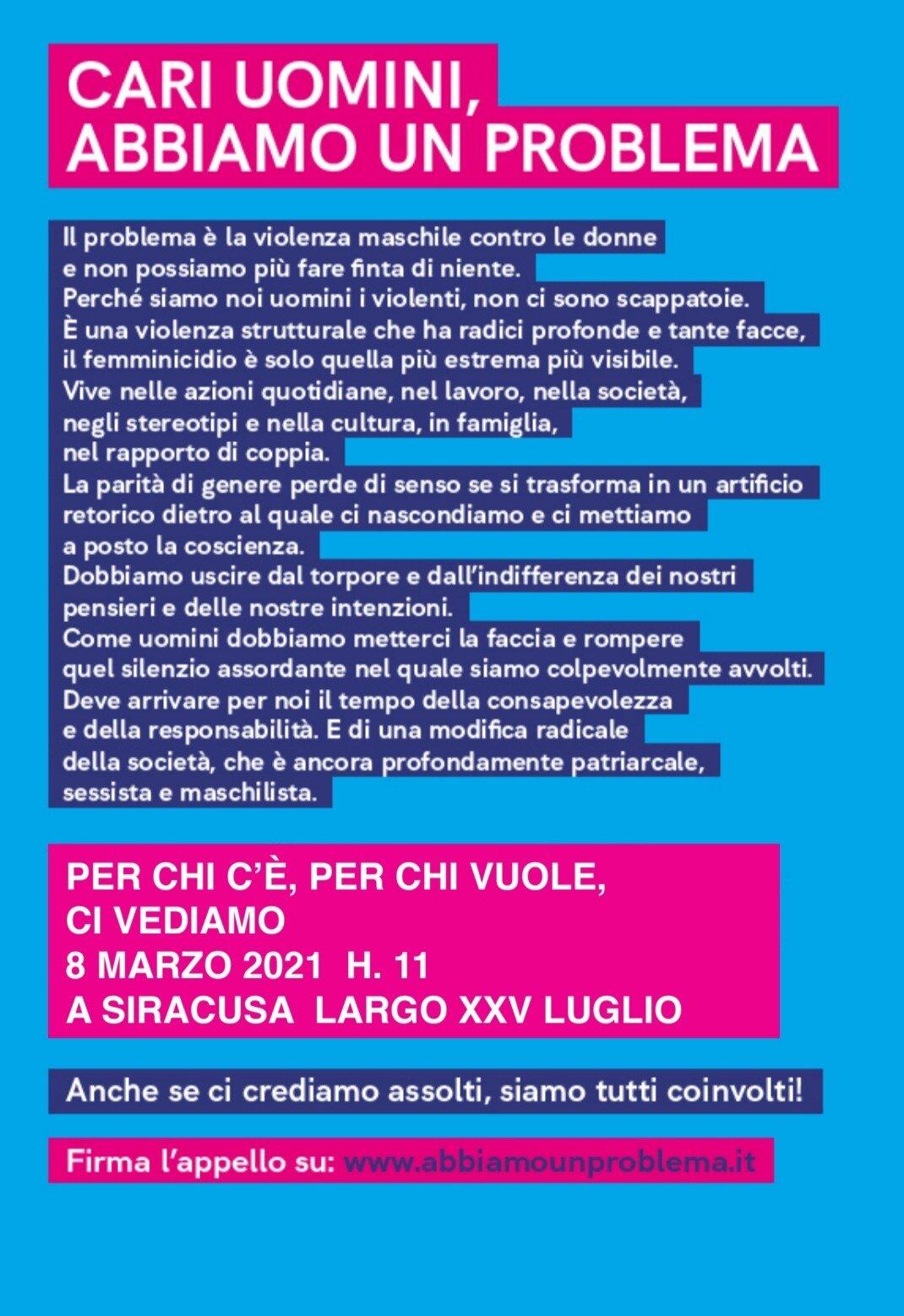 8 MARZO: anche in Sicilia il dono delle gerbere gialle alle anziane ospiti di 30 RSA di Catania, Siracusa, Messina e Agrigento