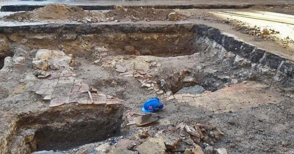 PALERMO: GLI SCAVI DI VIA ROMA CONSEGNANO NUOVI DATI ARCHEOLOGICI SULLO SVILUPPO URBANO DELLA CITTÀ