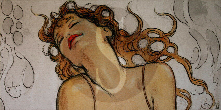 L'Eros come metafora della creazione artistica