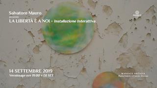 Al Castello Maniace l'installazione interattiva di Salvatore Mauro