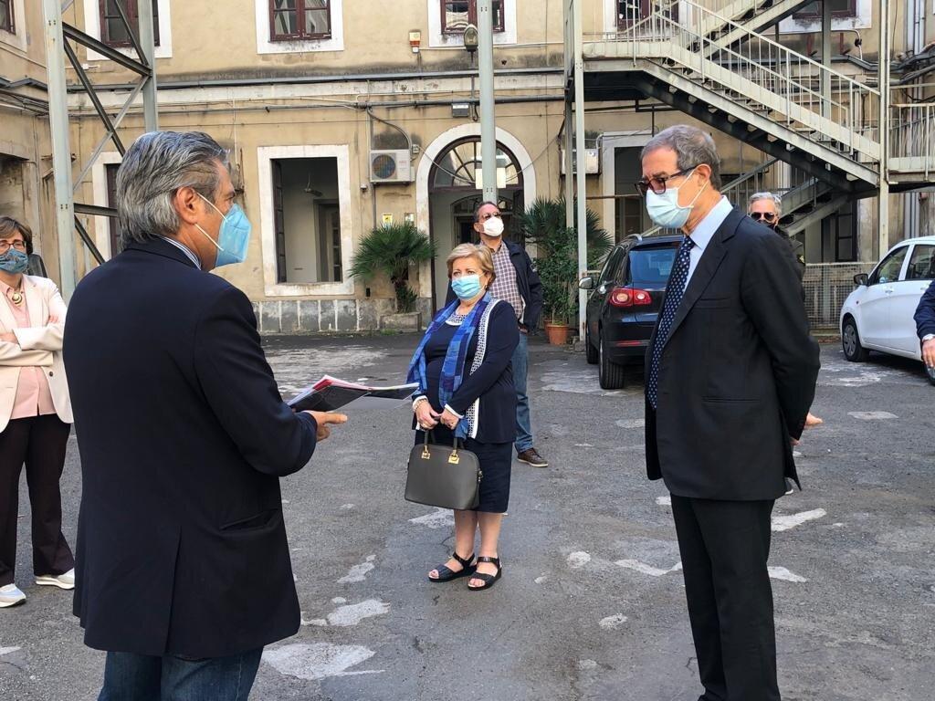 Catania, iniziati i lavori per il Museo Archeologico Regionale