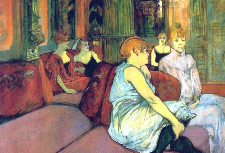 Henri Toulouse Lautrec arriva in mostra a Catania