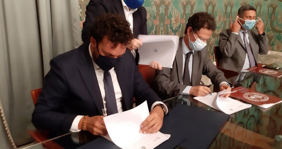 Firmato il protocollo fra UNICT e Comune di Siracusa per il nuovo corso di laurea in Promozione del Patrimonio Culturale