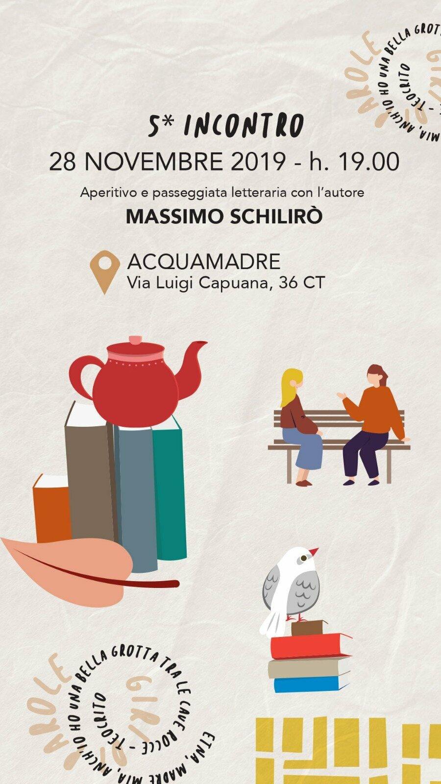 """E se i club di lettura fossero itineranti? A Catania un nuovo incontro con """"Giri di parole"""""""