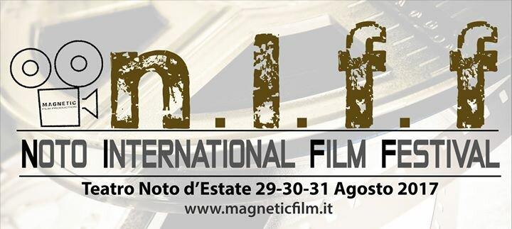 Al via la 1° edizione del Noto International Film Festival