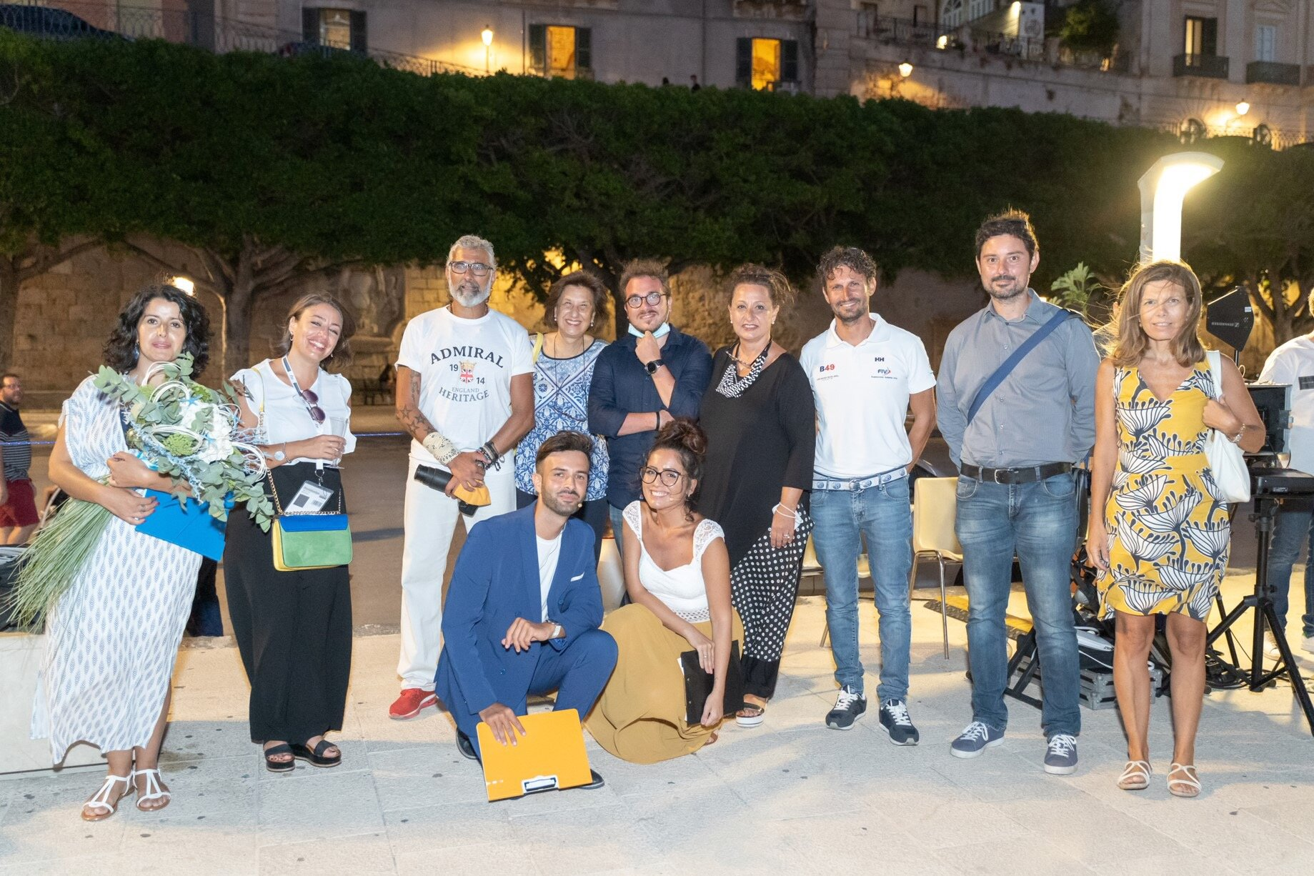 """""""Velisti per Cultura"""": la manifestazione che ha ricordato Enzo Maiorca"""