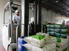 lavoro raggio verde agricoltura