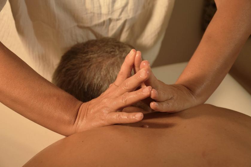 Massaggi olio