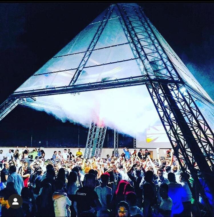 Sicilia: la Piramide riapre i cancelli.