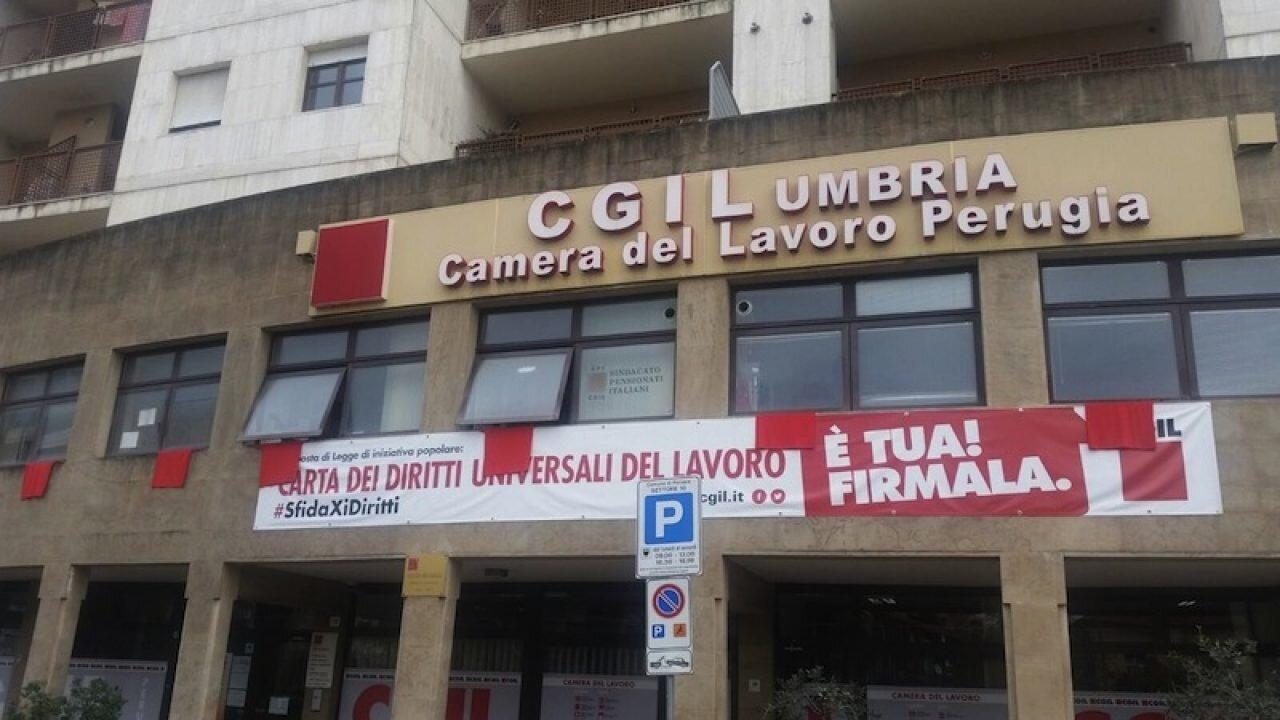 IL MIO OMAGGIO AL 125ESIMO DELLA CAMERA DEL LAVORO DI PERUGIA