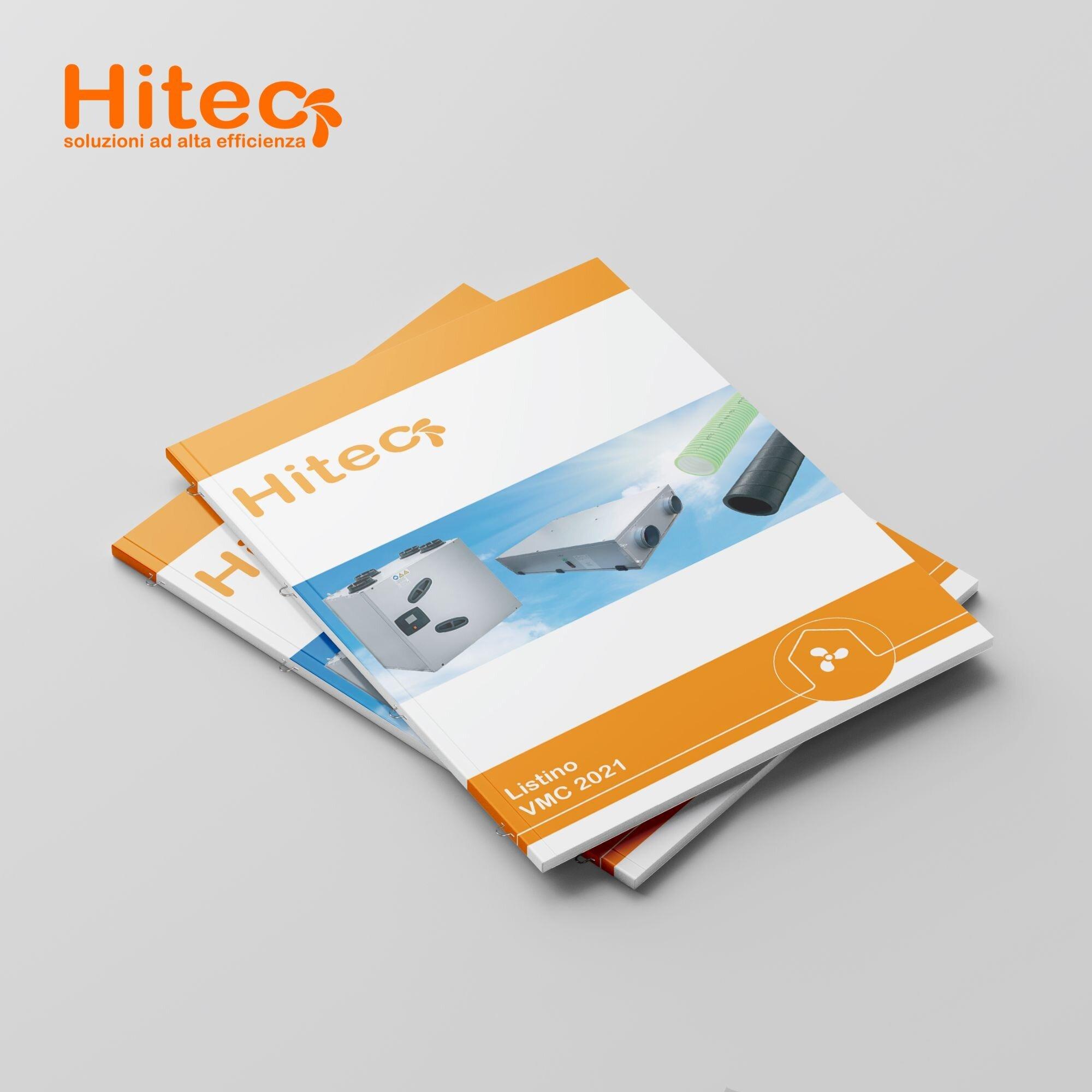 Nuovo listino prezzi Ventilazione Meccanica Controllata Hitec 2021
