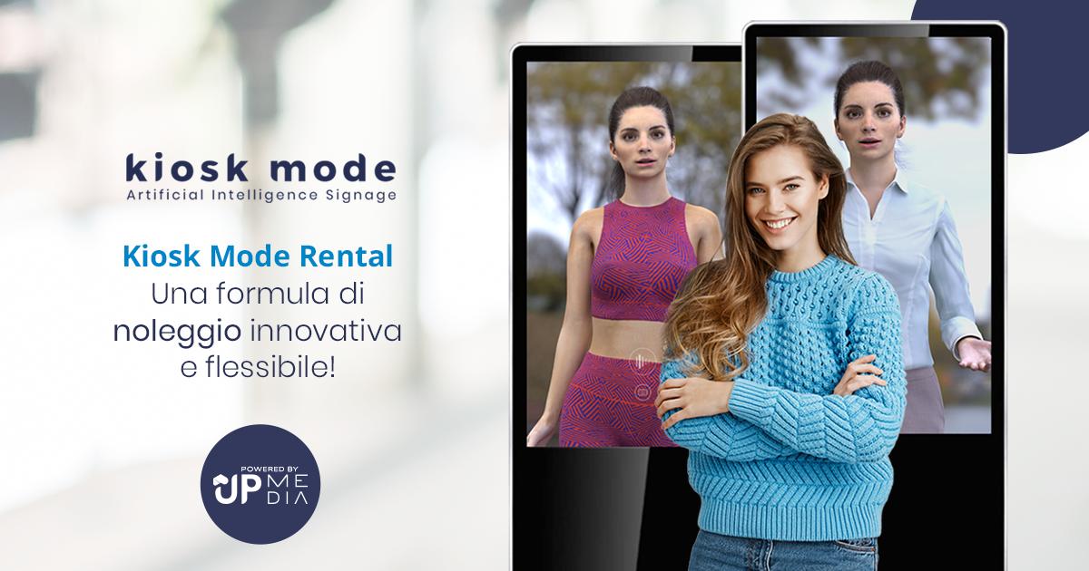 Kiosk Mode Rental: una formula di noleggio innovativa e flessibile