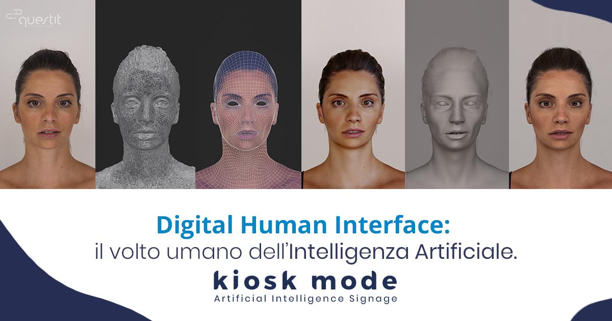 Che cos'è la Digital Human Interface?