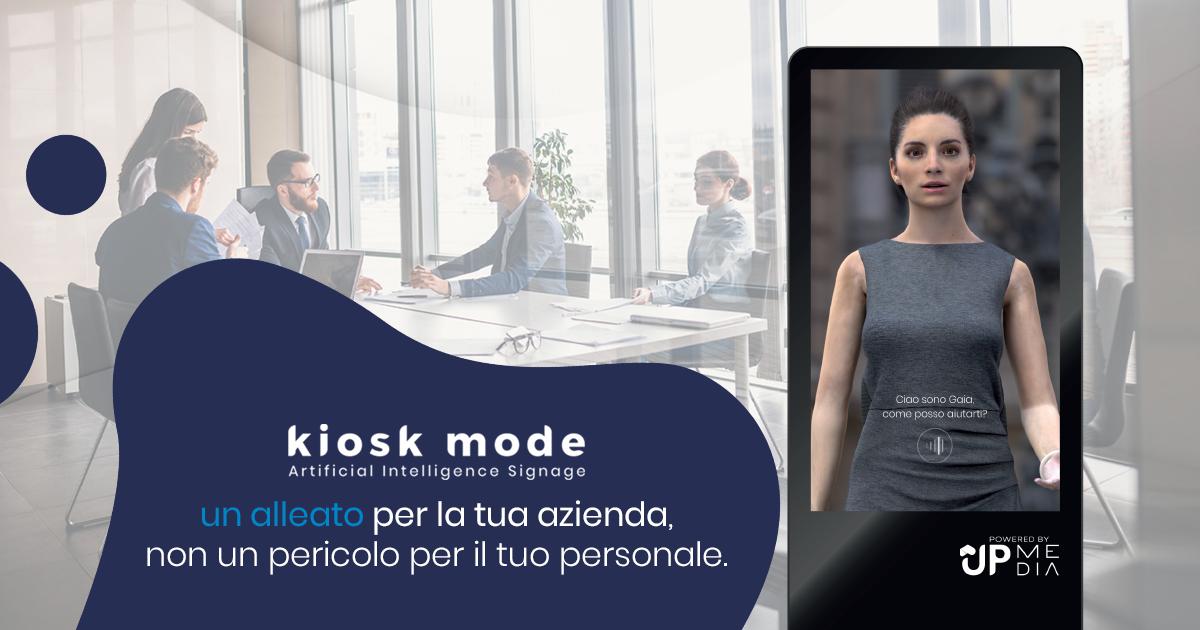 Perchè Kiosk Mode è un alleato per la tua azienda, non una minaccia