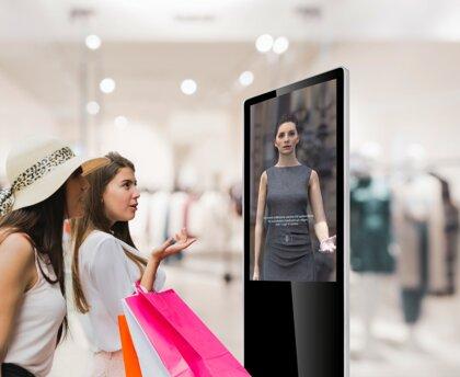 assistente virtuale negozio