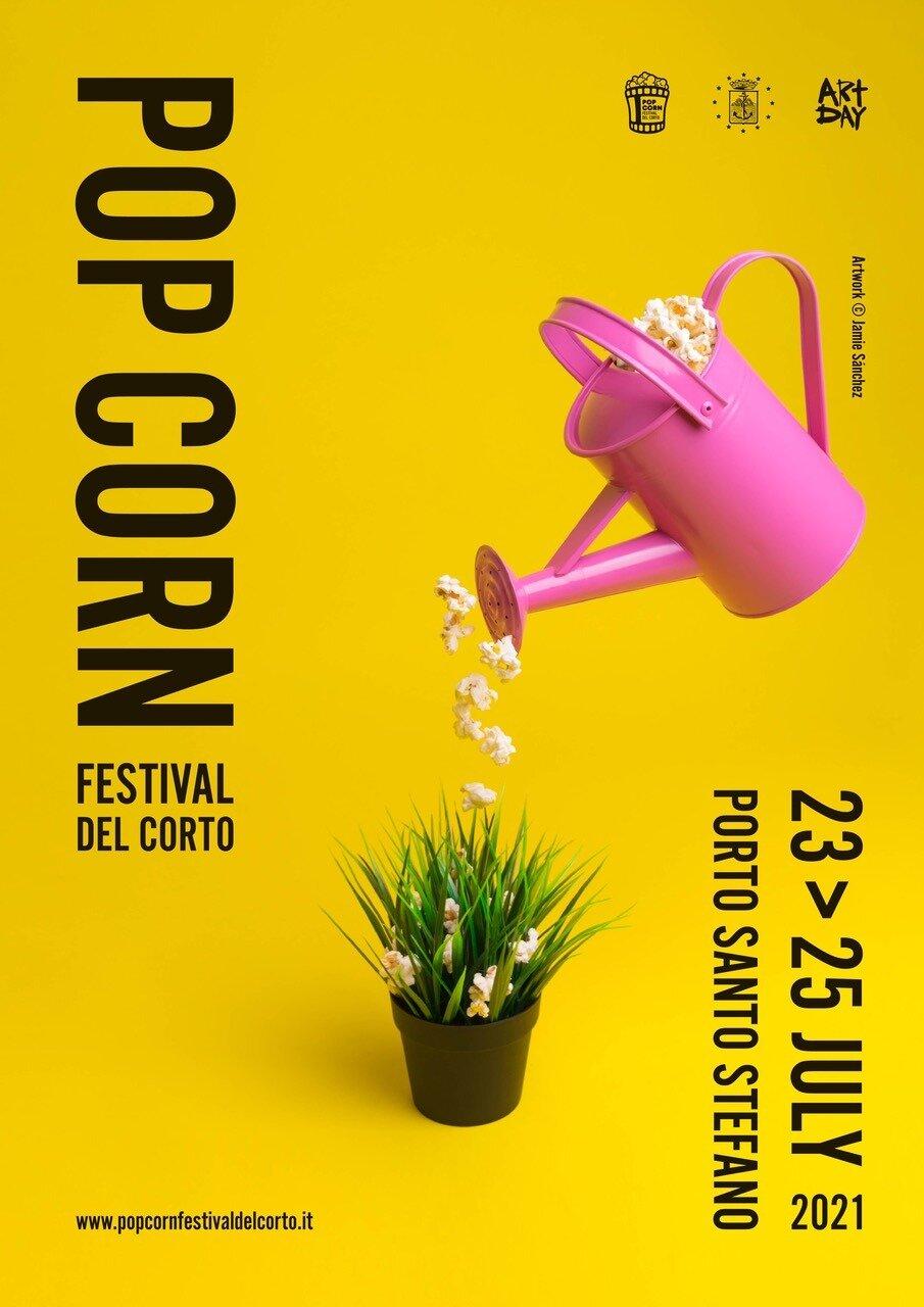 Il cortometraggio diventa opportunità - Pop Corn Festival del Corto