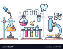chemical-scientific-experiment-vector-17844849