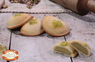 migliori cassatelle di Agira al pistacchio Cuor di pistacchio