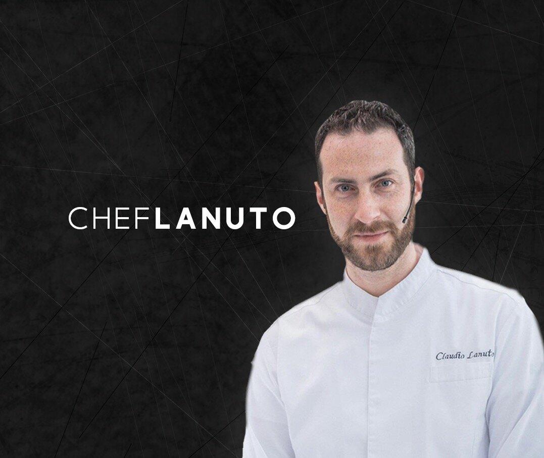 CHEF CLAUDIO LANUTO