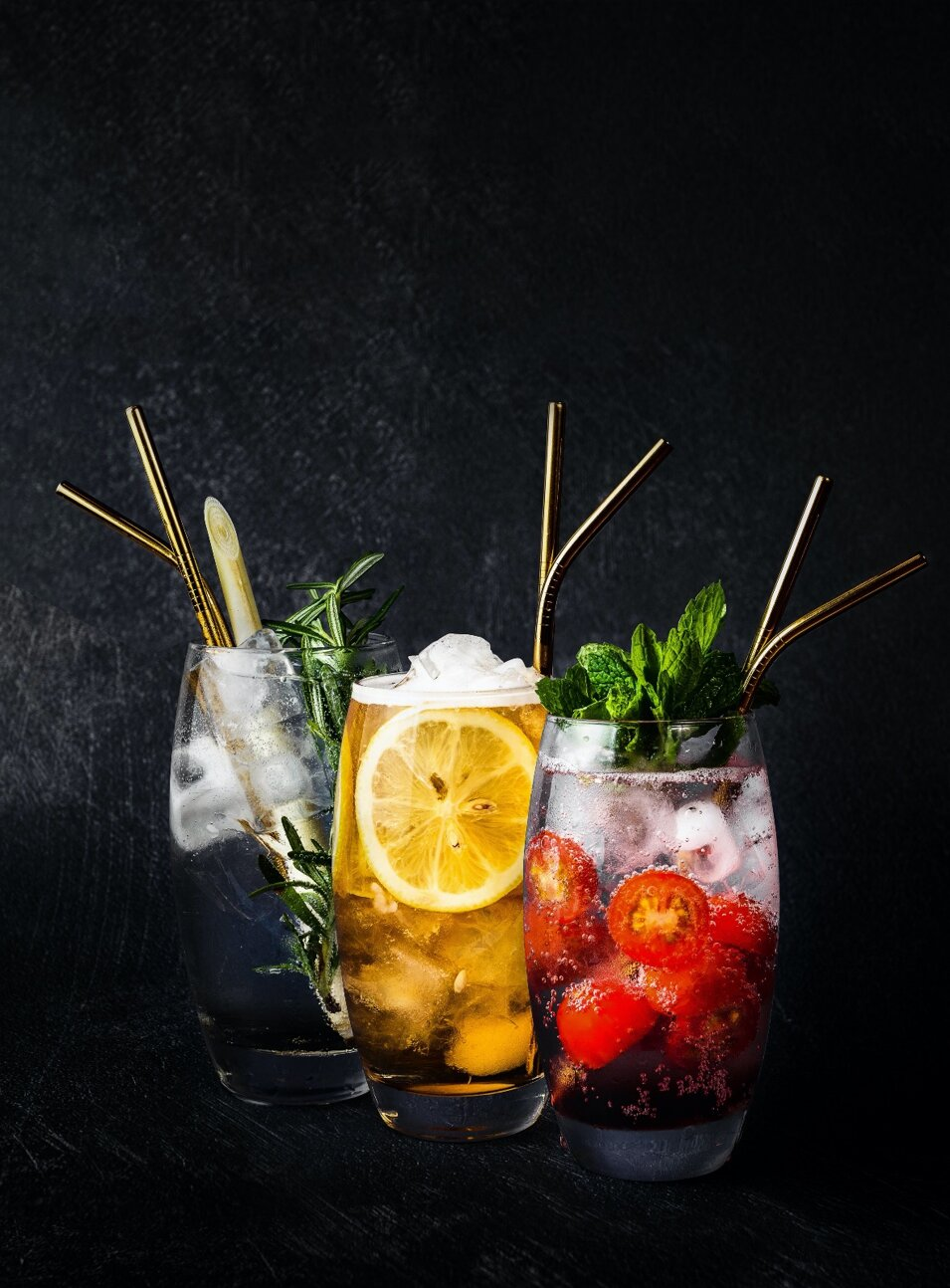 cocktail long drink