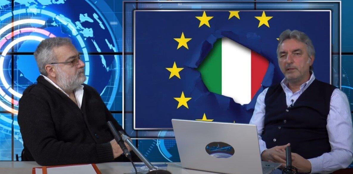- LUCIANO BOSCO, REFERENTE PER IL PIEMONTE, SPIEGA LE MOTIVAZIONI DI ITALEXIT -