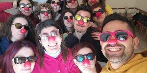 Associazione VIP VIVIAMOINPOSITIVO Caltanissetta ONLUS, vip caltanissetta, clown caltanissetta, clown ospedale caltanissetta