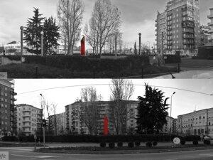 AB Studio Architettura Albero della Memoria Nado Canuti arch. Jacopo Alberto Bonini e Lorenzo Bonini piazza Arduino Milano