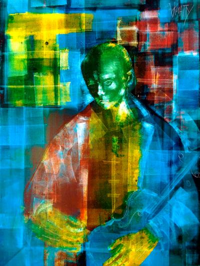 Max Kuatty, mostra antologica curata da Lorenzo Bonini