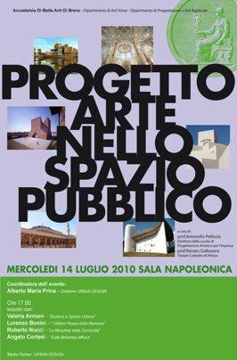AB Studio Architettura Progetto Arte nello spazio pubblico Permanente critico arte Lorenzo Bonini