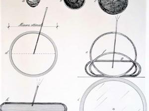 AB Studio Architettura Lorenzo Bonini Ca Rezzonico Venezia Redondo Tagliere in vetro