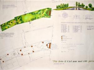 AB Studio Architettura Parco La Bareggetta a Bareggio Milano arch. Lorenzo Bonini e Valeria Armani