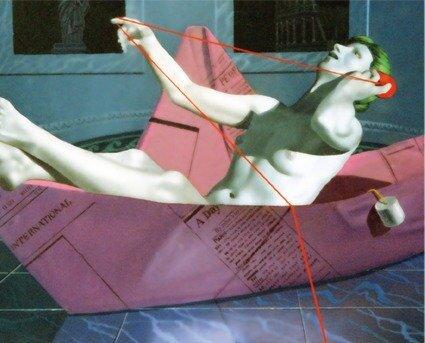 Magico Irreale, Giuseppe Mallai