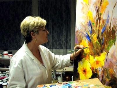Martine Goeyens a Viterbo