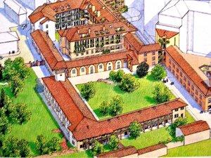 AB Studio Architettura Recupero Villa Radice Fossati Milano arch. Lorenzo Bonini e Valeria Armani