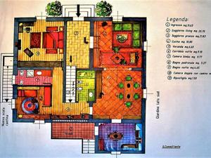 AB Studio Architettura Villa Padronale Azzate Varese arch. Lorenzo Bonini e Valeria Armani
