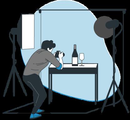 fotografia, foto prodotto, foto catalogo, ecommerce,