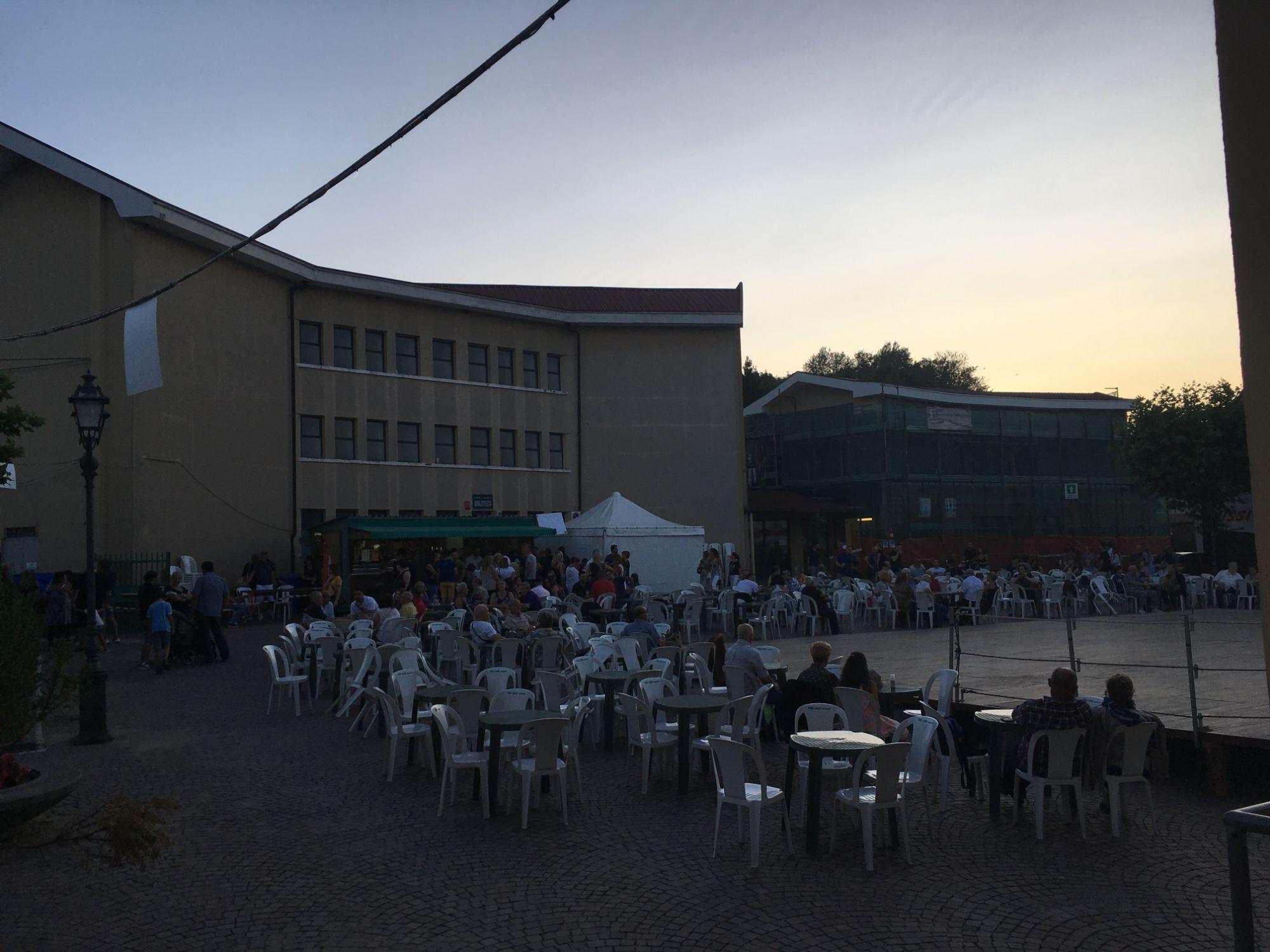 Agosto 2019 - Festa patronale di Cavagnolo (To)