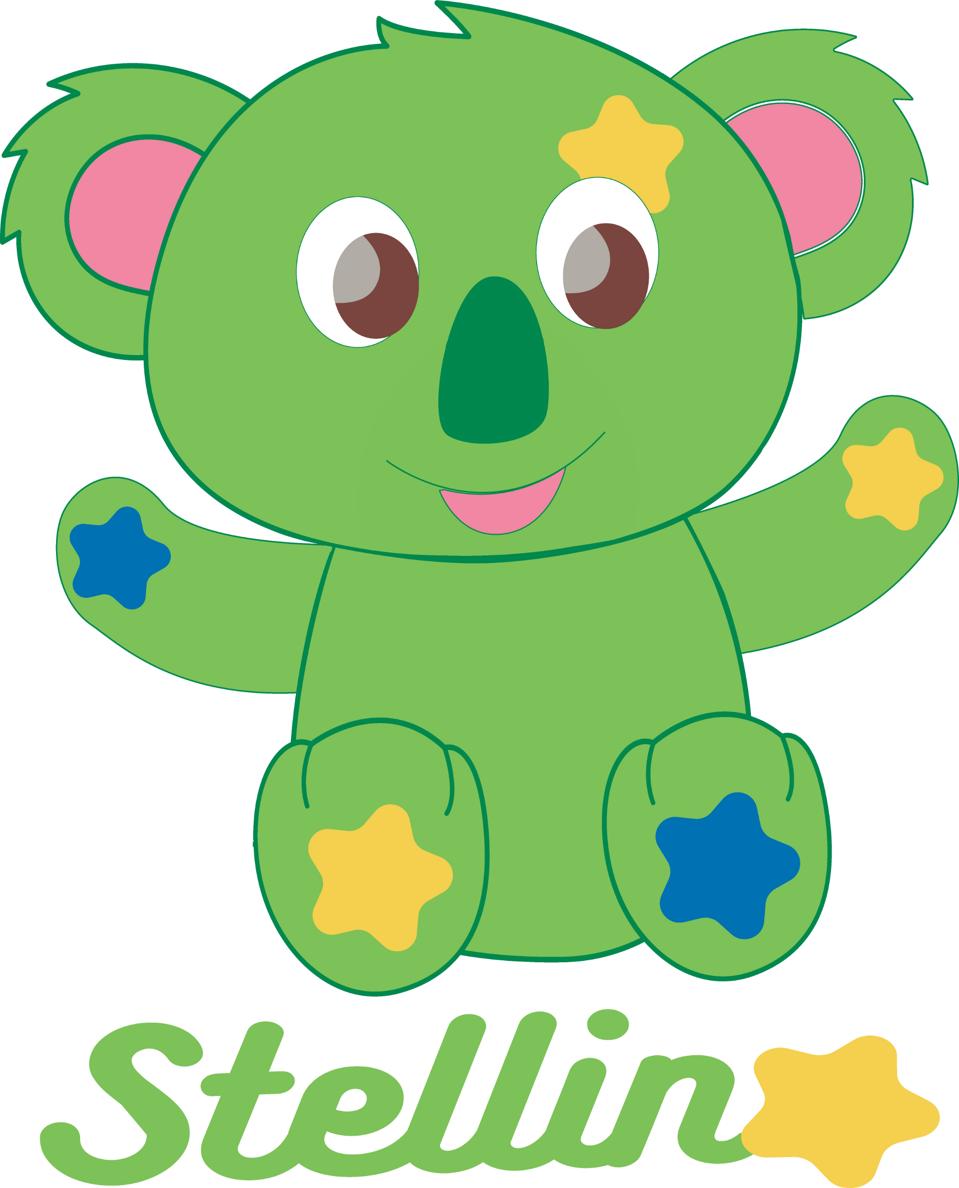 Stellino, la mascotte